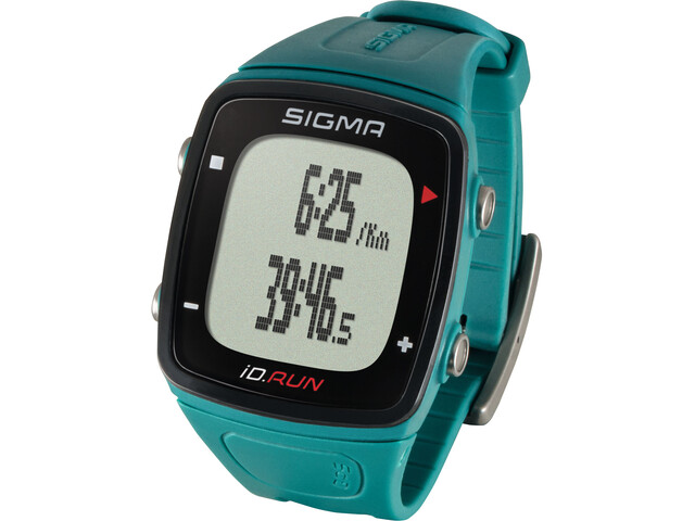 SIGMA SPORT ID.Run Sport Watch, lime green